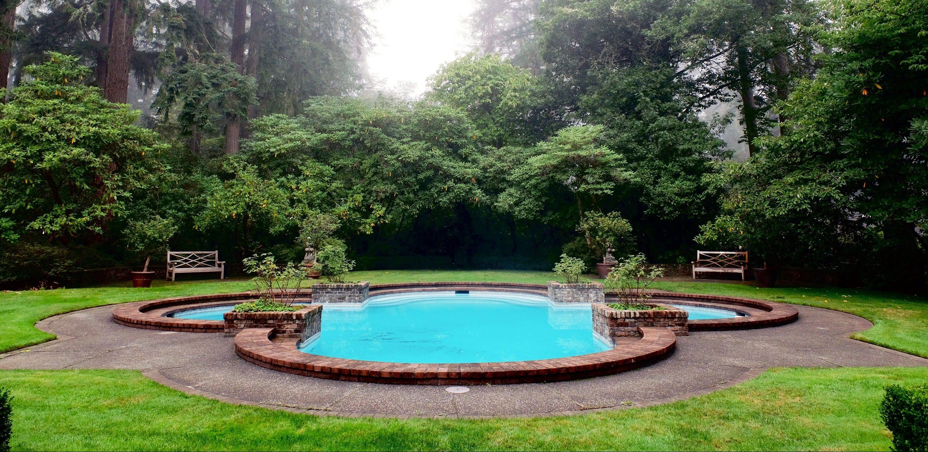 Lakewold Gardens Historic Botanical Garden Estate Gardens