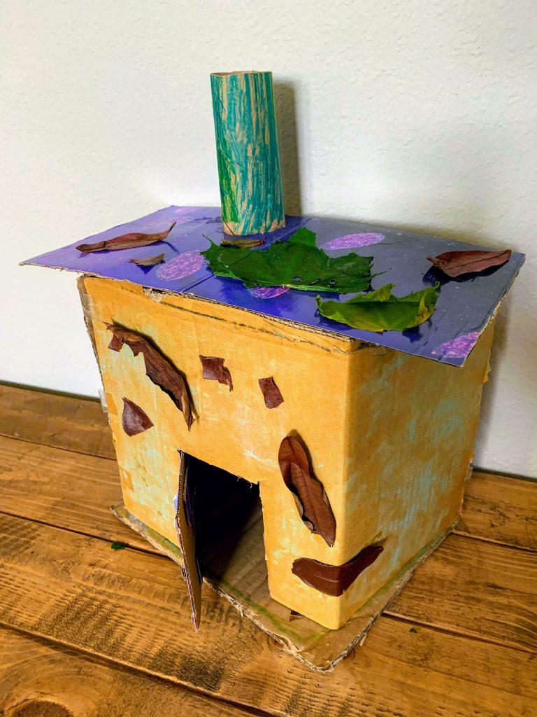 """ Fairy House Studio"" by Jasper Dotson (age 5)"