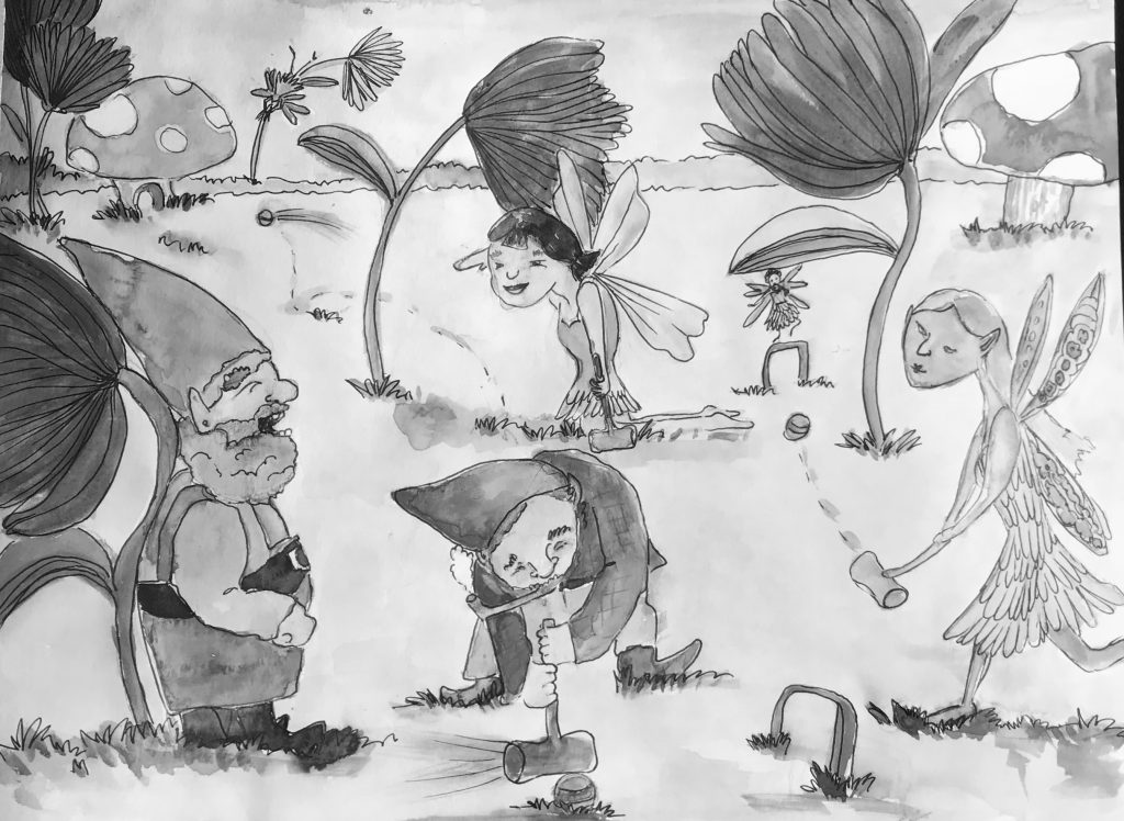 Fairies and Gnomes (3)