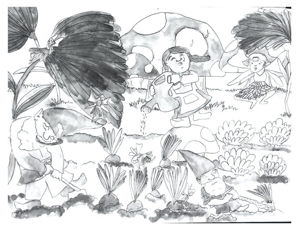 Faries and Gnomes (1)