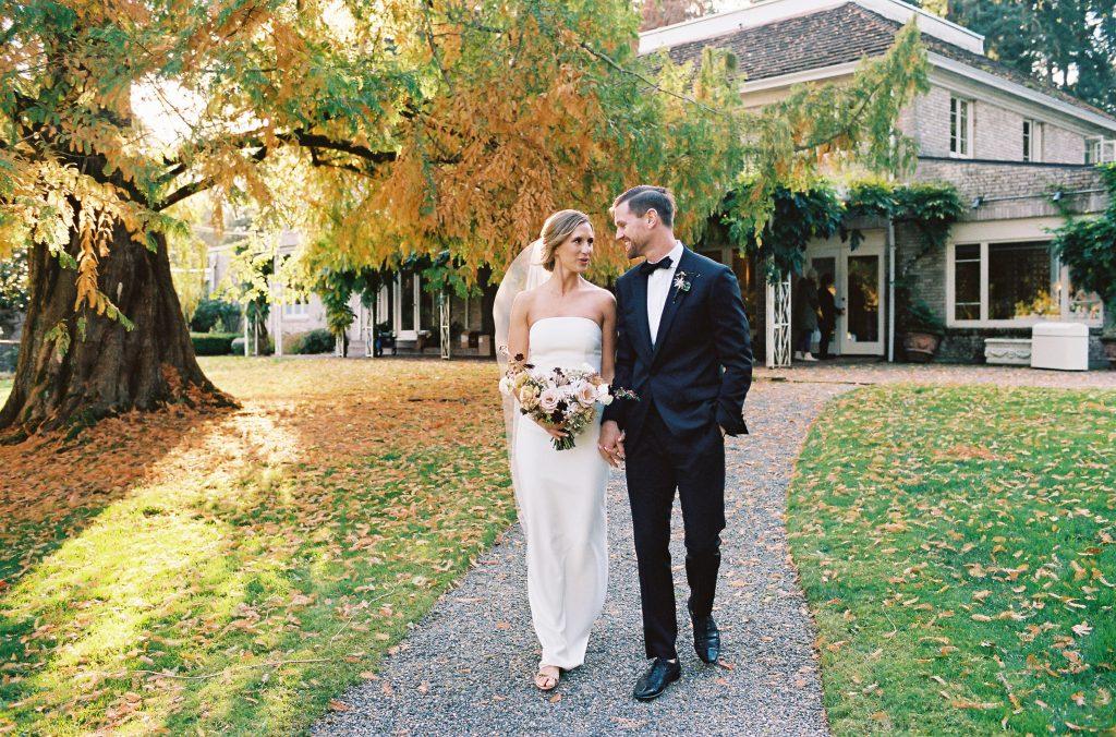 Julie + Nate | Lakewold Gardens